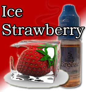 Breeze Ice Strawberry - 0 mg