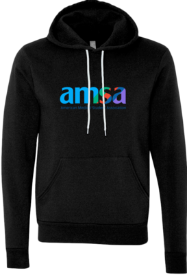 AMSA Pullover Hoodie