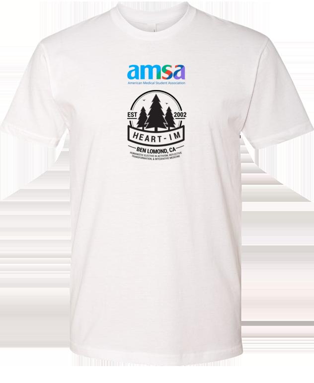 AMSA HEART-IM 3600 T-Shirt