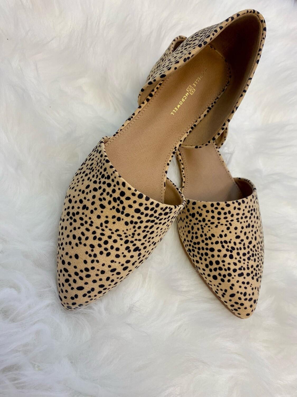 Quinn Leopard Flats