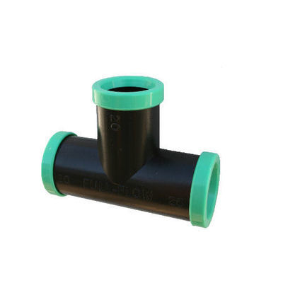 Full Flow Irrigation Tee