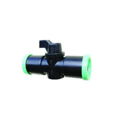 Full Flow Irrigation Flow Control