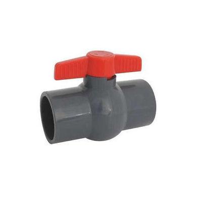 Valve PVC Ball Type Solvent Weld