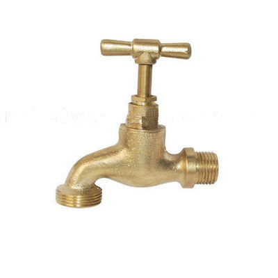 Valve Bibcock Brass Imported
