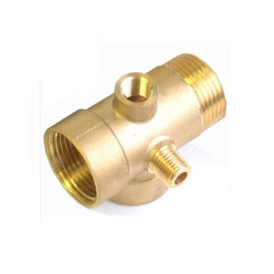 Pump 5 way connector for relay and pressure gauge