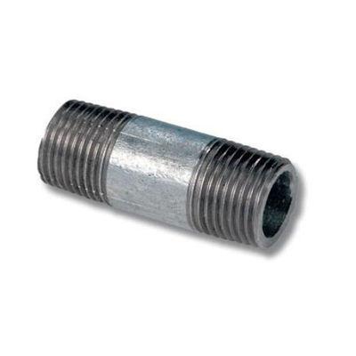 Galvanised Barrel Nipple