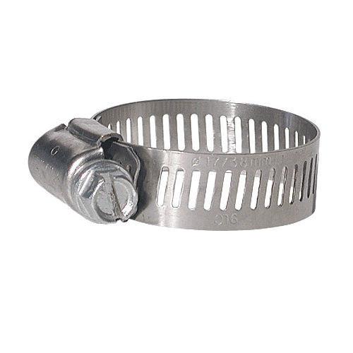 Clamp Worm Screw Mild Steel