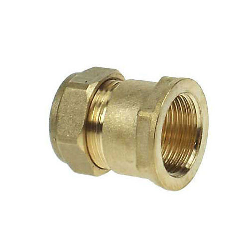 Copper Compression Adaptor Female