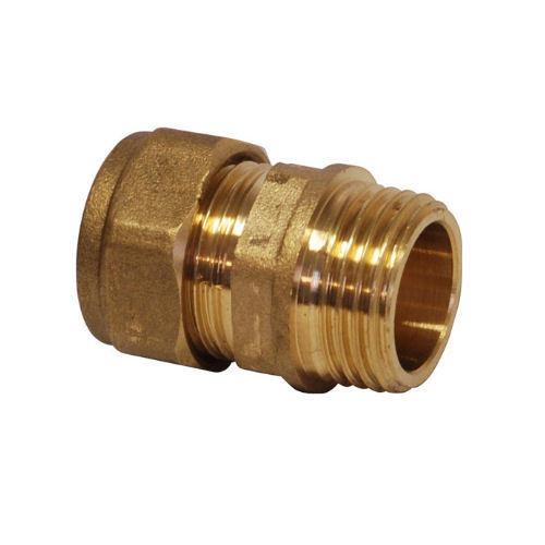 Copper Compression Adaptor Male