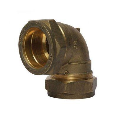 Copper Compression Elbow 90Deg
