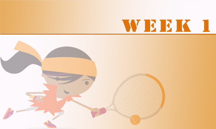 Orange (AGE 9) Feb Camps: Easter Camps Week 1: 30th March - 3rd April