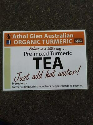Athol Glen Pre-mixed Turmeric Tea 50g (Organic)