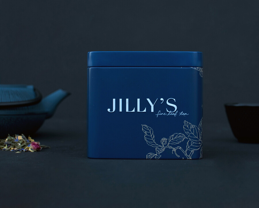Jilly's English Breakfast Tea 100g (Tin)