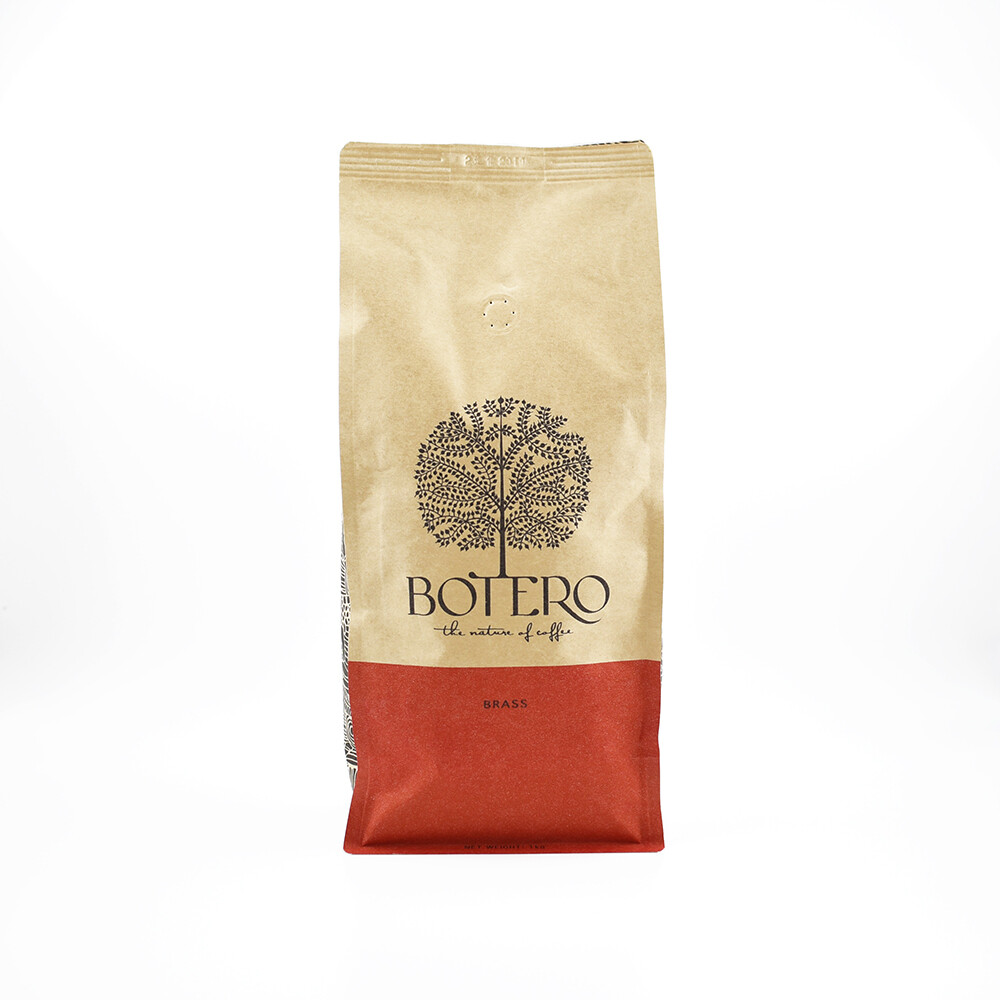 Botero 'Brass' - Whole Bean 250g