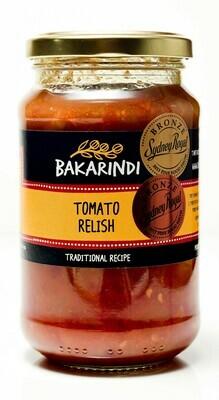 Bakarindi Tomato Relish 375g