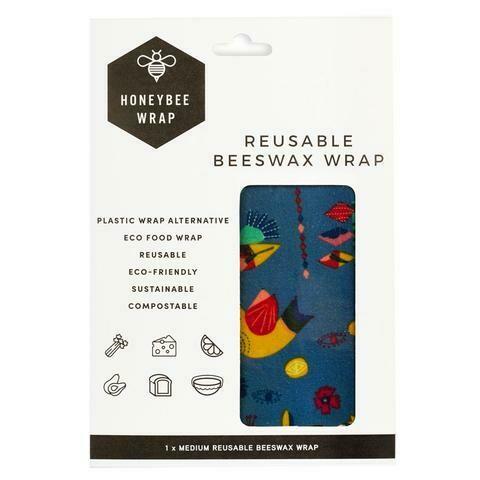 Honeybee Wraps - Medium Wrap (Single)