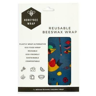 Honeybee Wraps - Medium Wrap (Single)