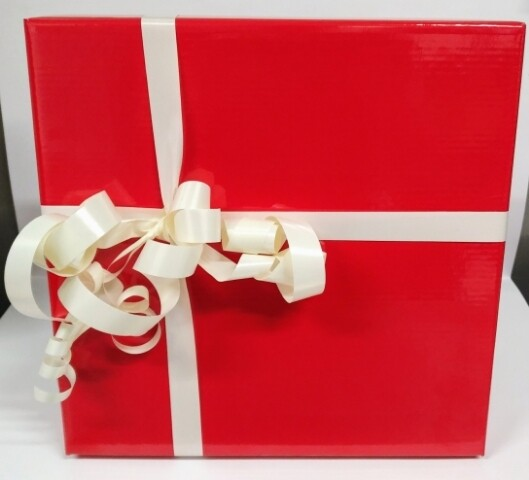 Bluebottles Gift Box - Red / White