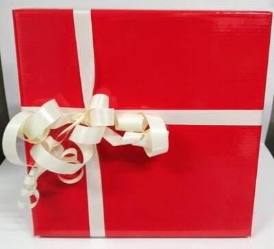 Bluebottles Gift Box - Red / White