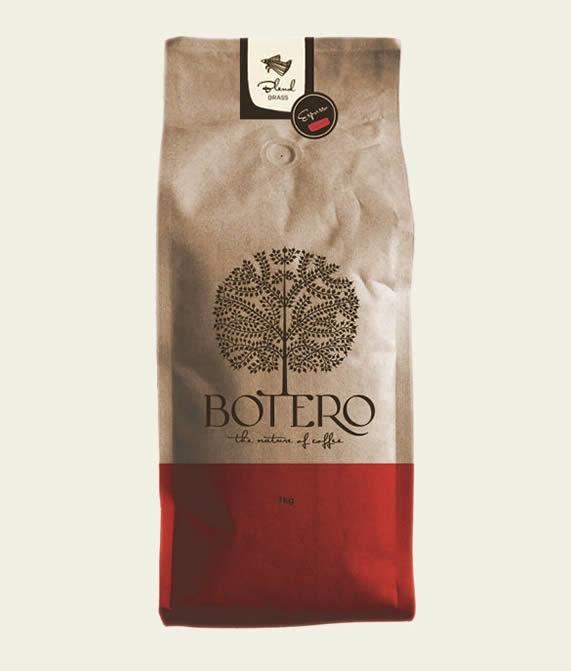 Botero 'Brass' - Whole Bean 1kg