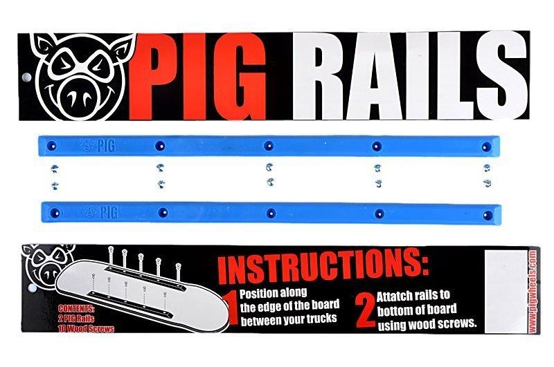 """Pig Rails 14 3/8"""""""
