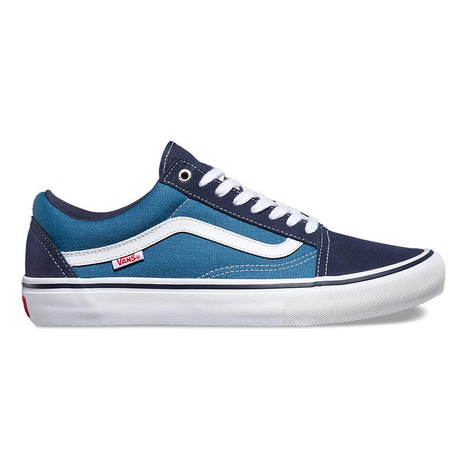 Vans Old Skool Pro Shoe Navy