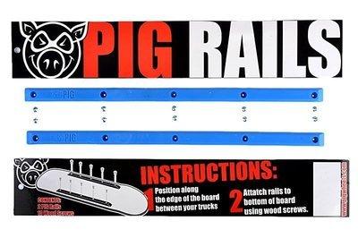 Pig Rails 14 3/8