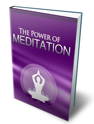 The Power of Meditation - Increase Your Success In Your Personal And Work Life...