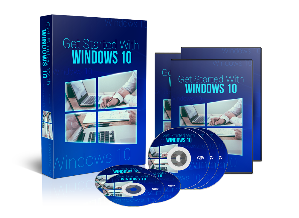Get Started With Windows 10 - 20 Video Lessons