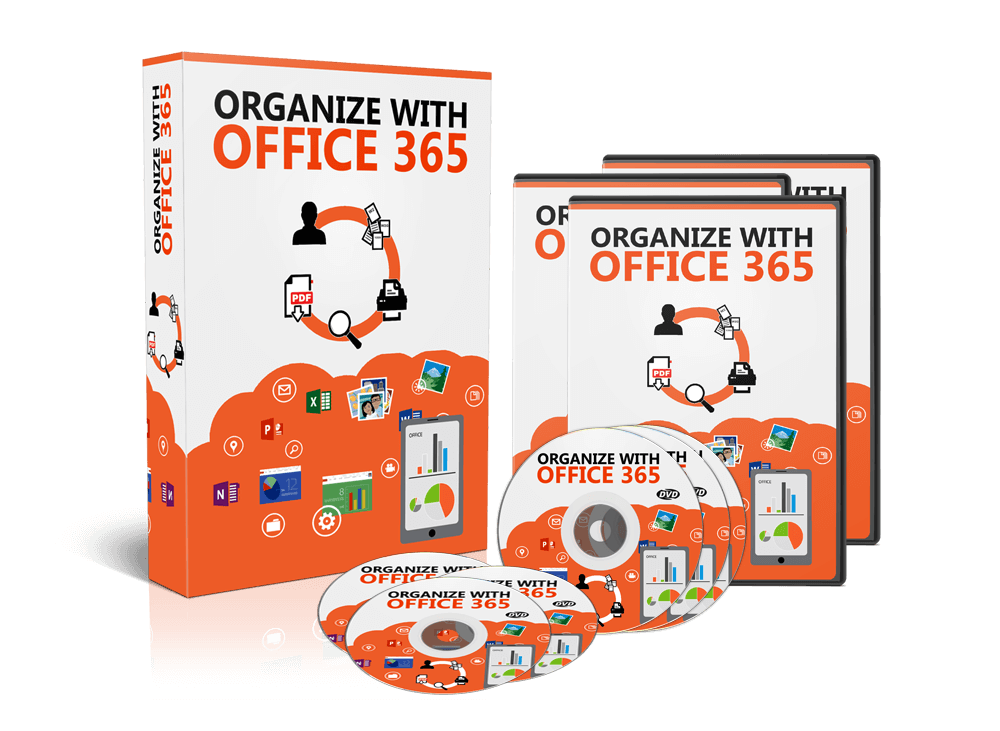 How To Organize & Work Smarter With Office 365, Video Lessons