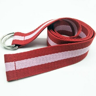 Nantucket D-Ring Riding Belts (6 colors)