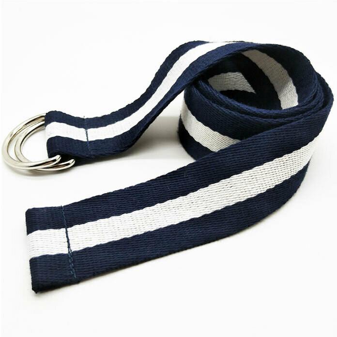 Nantucket D-Ring Riding Belts (6 colors)