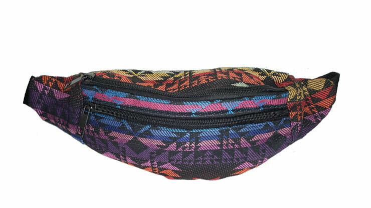Tribal Riding Waist Bags - 5 Styles