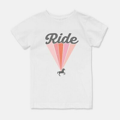 Retro Ride Kids Tee