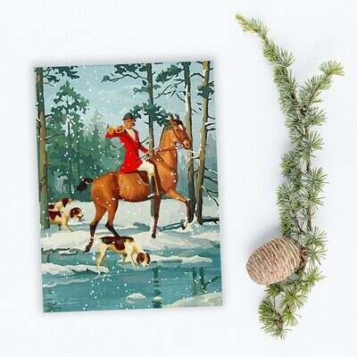 Holiday Hunt Holiday Cards
