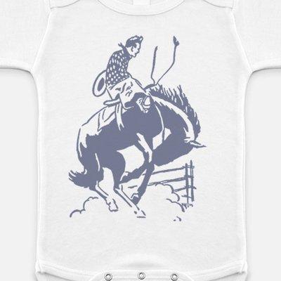 Bull Rider Onesie