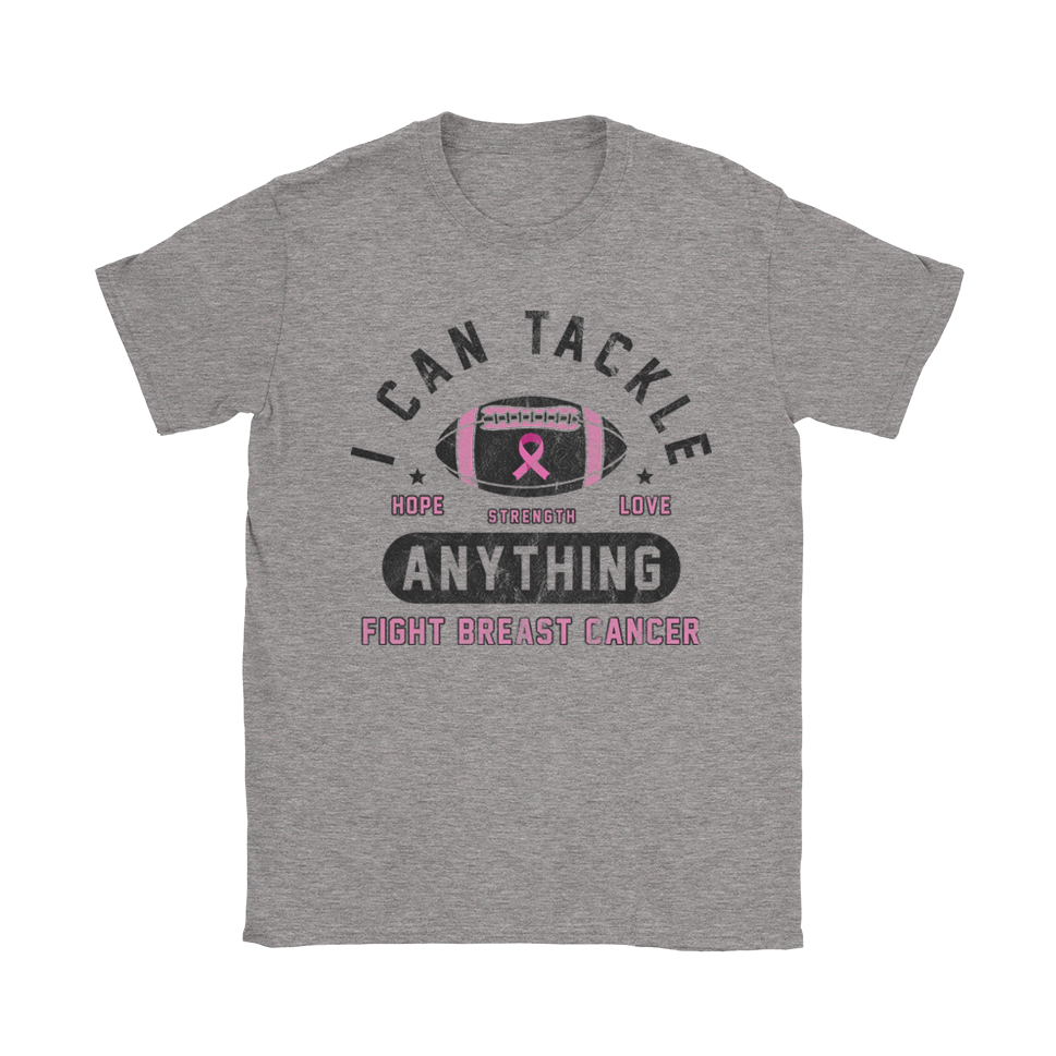 I Can Tackle Anything T-Shirt