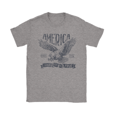 American Flying Eagle T-Shirt