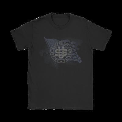 Monogram Flag T-Shirt