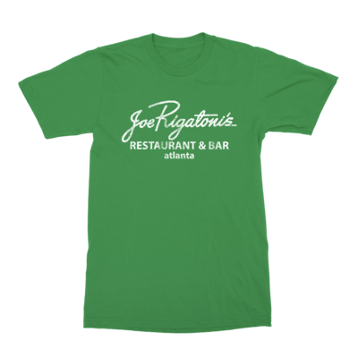 Joe Rigatoni's T-Shirt