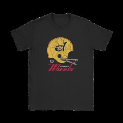 Detroit Wheels T-Shirt