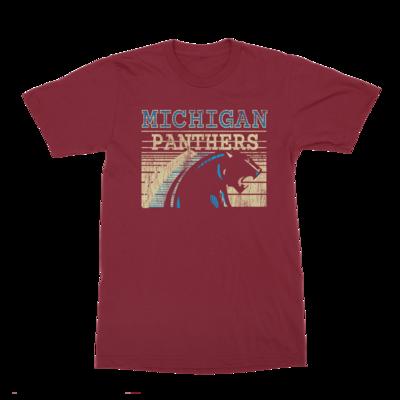 Michigan Panthers T-Shirt