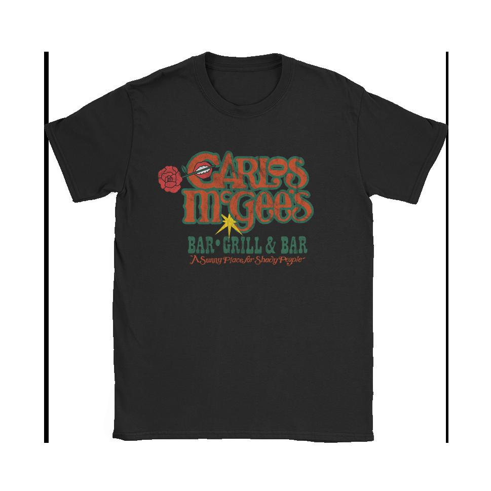 Carlos Mcgee's T-Shirt