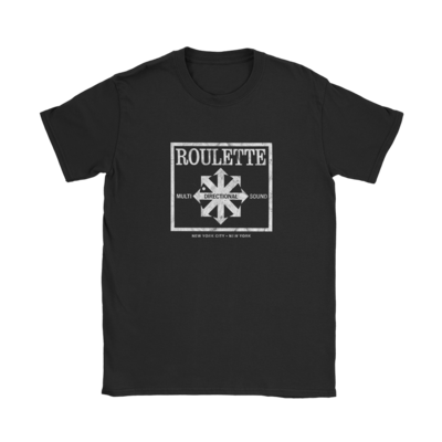 Roulette Records T-Shirt