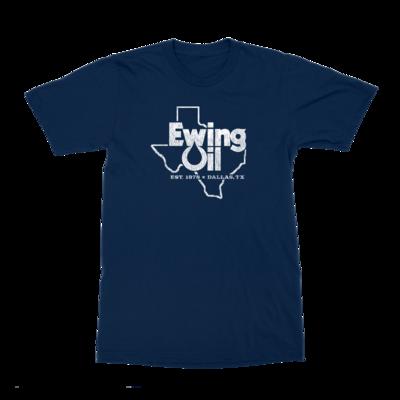 Ewing Oil T-Shirt
