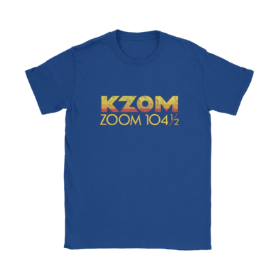 KZOM ZOOM 104 T-Shirt