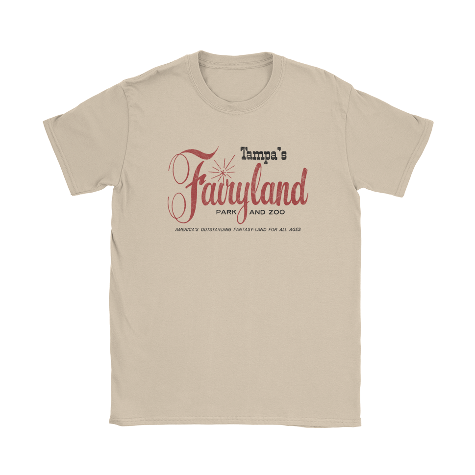 Tampa's Fairyland T-Shirt