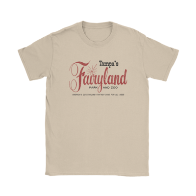 Tampa's Fairyland T-Shirt