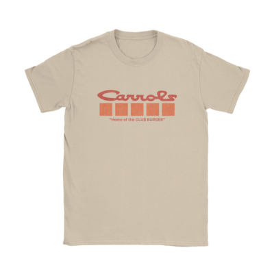 Carrels Burger T-Shirt