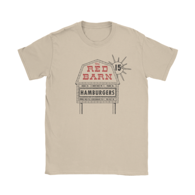 The Red Barn T-Shirt